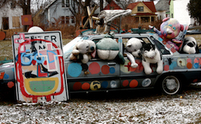 Post image for End of the Line for Detroit's Iconic Outdoor Art Installation, the Heidelberg Project