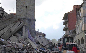 Post image for Deadly Earthquake Damages Historic Churches and Other Cultural Heritage in Central Italy