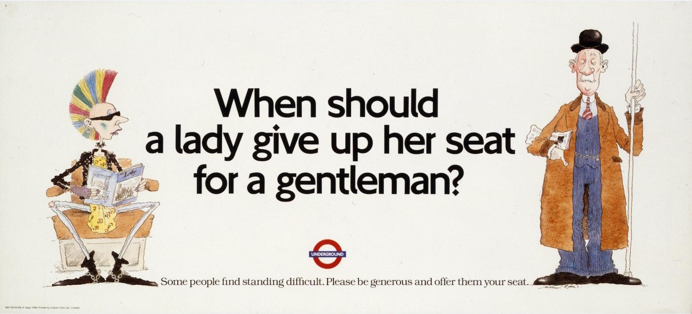 London Underground, 1986