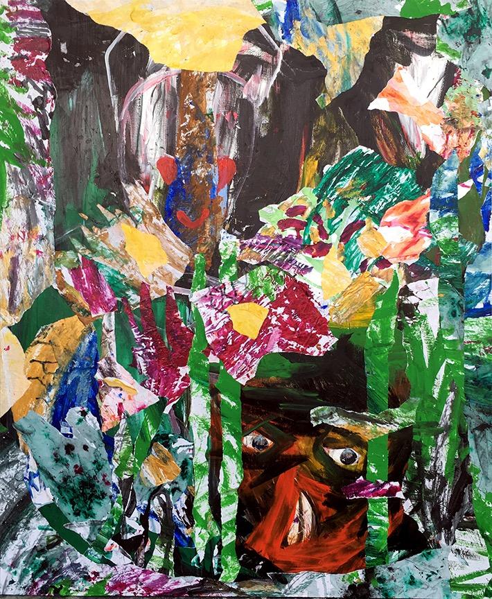"Manuela Viera-Gallo, ""I'm afraid of human beings"" (2016)"