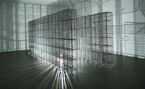 Post image for The Chilling, Anxious World of Mona Hatoum