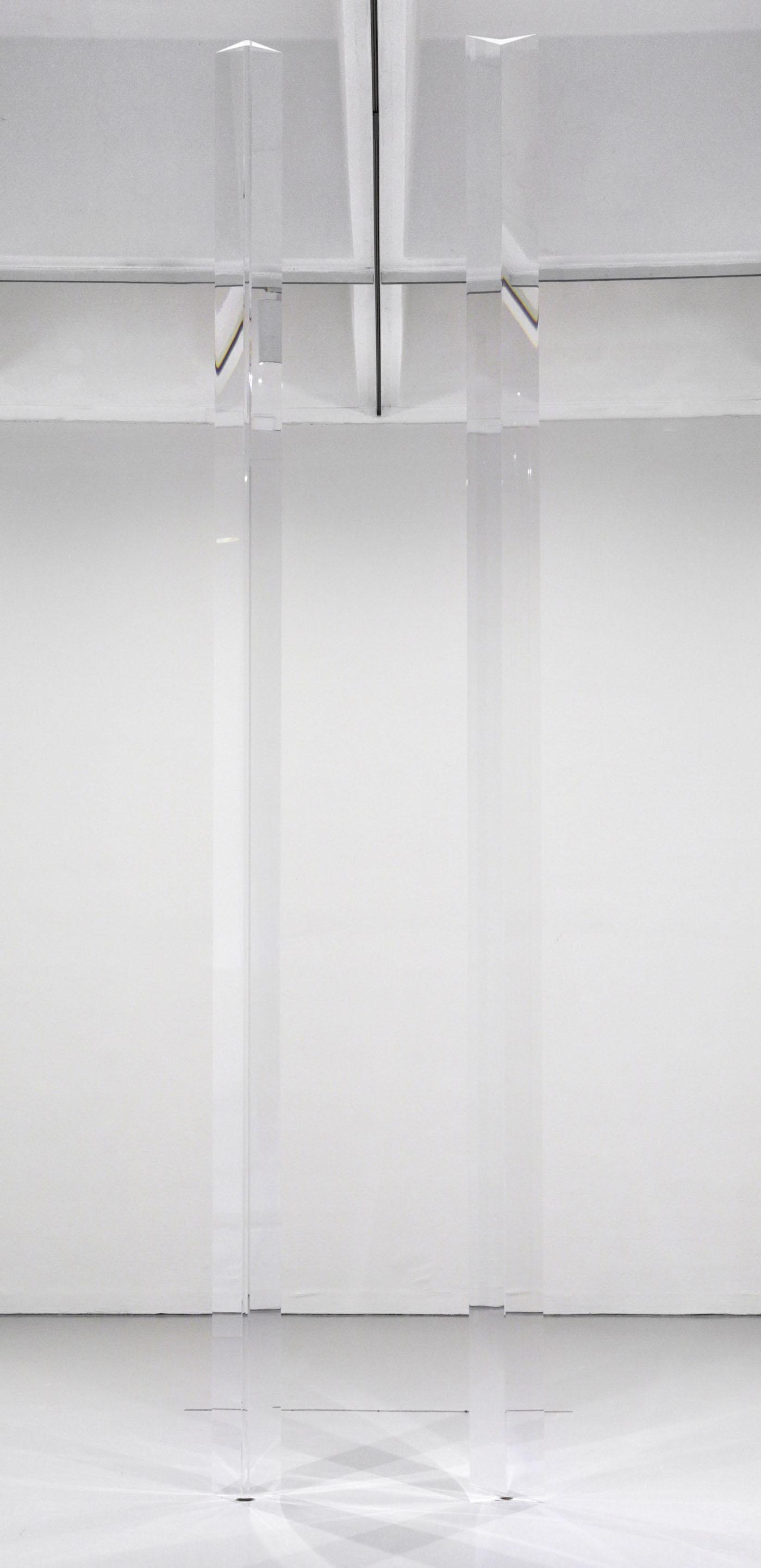 Robert Irwin installation columns 4cc