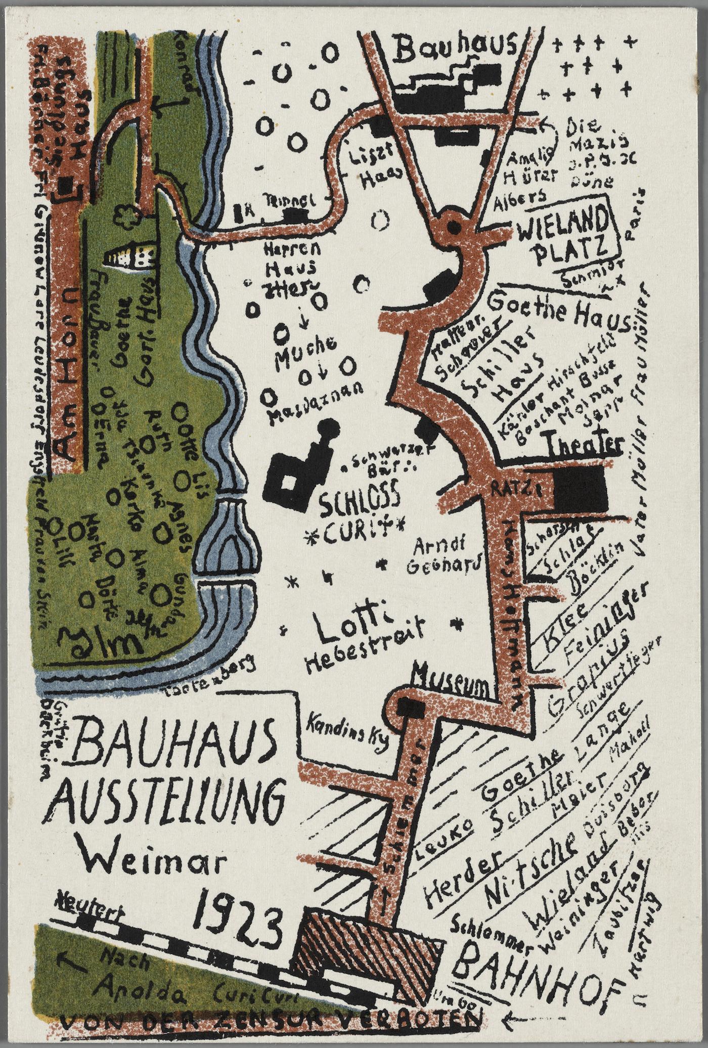 Schmidt_Bauhaus Postcard 19_BR49.640_758138_PR
