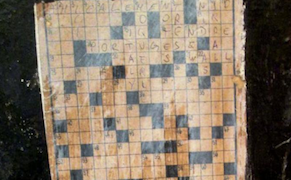 Post image for Woman Fills in Crossword Puzzle Artwork and Claims Copyright