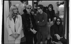 Post image for A Velvet Underground Extravaganza Where Images Drown Out the Music