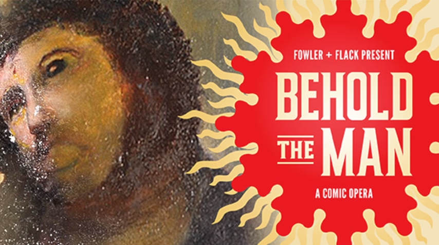 """Behold the Man,"" a comic opera by Fowler + Flack (screenshot via YouTube)"