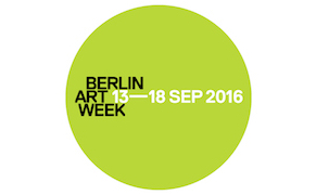 Post image for Berlin Art Week: Two Art Fairs, Exhibition Openings, Art Prizes, Films, Project Spaces & Private Collections