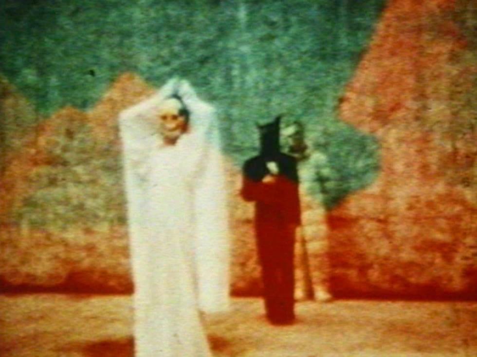 "Dir. Derek Jarman, ""In the Shadow of the Sun"" (1981) (via facebook)"