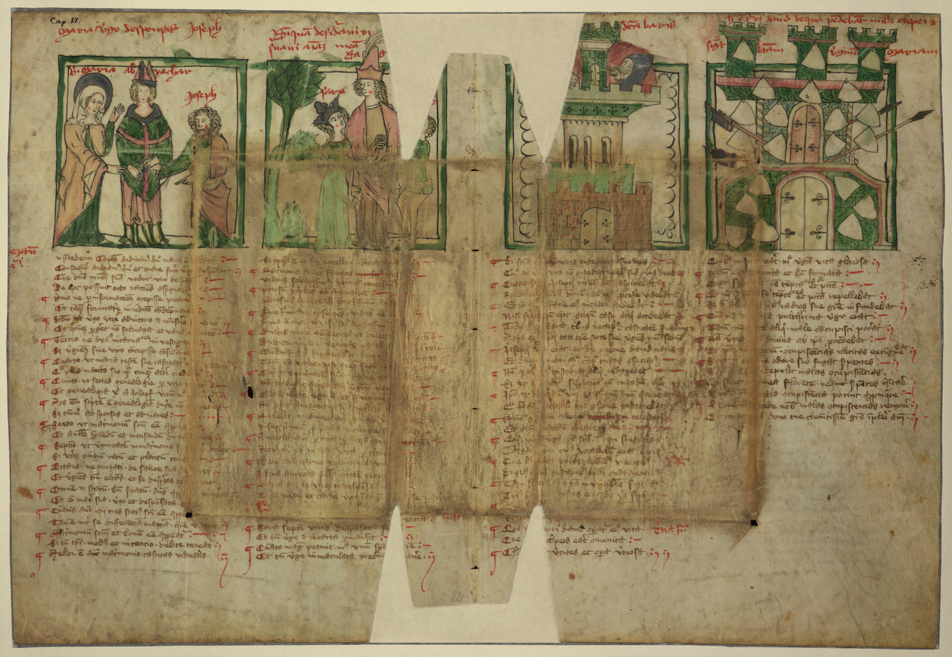 Waste Not: The Art of Medieval Recycling