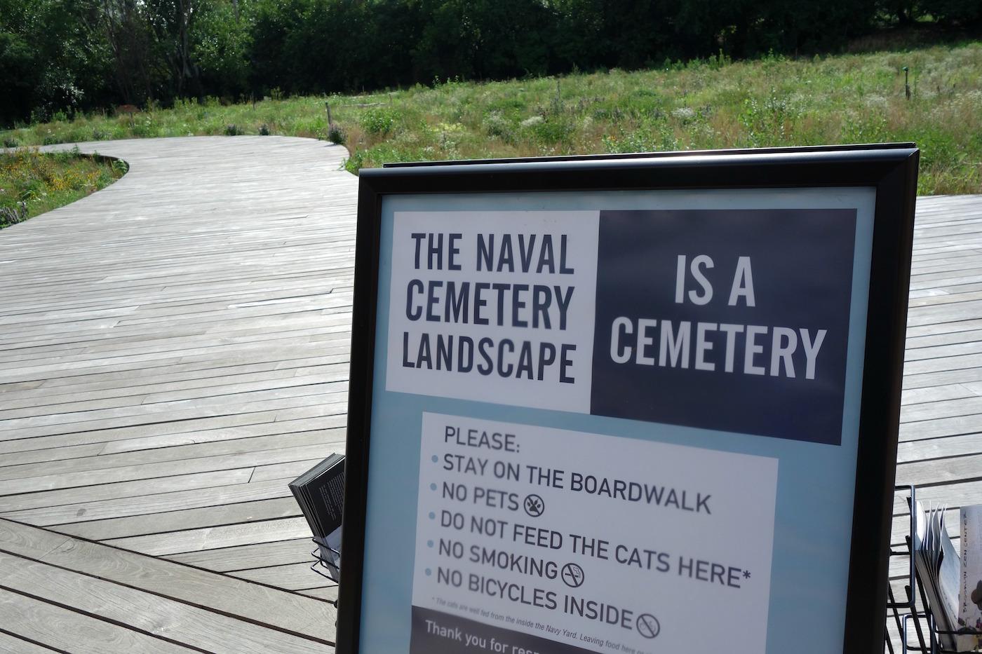 Naval Hospital Cemetery Park