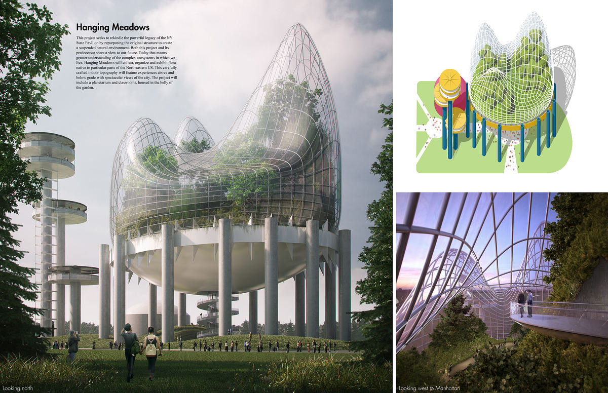 New York State Pavilion Design Competition
