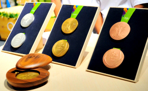 Post image for The 2016 Rio Olympics Medals Embrace Sustainable Design