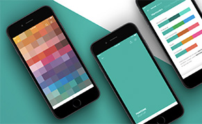 Post image for Hunt for Colors with Pantone's New Eyedropper App