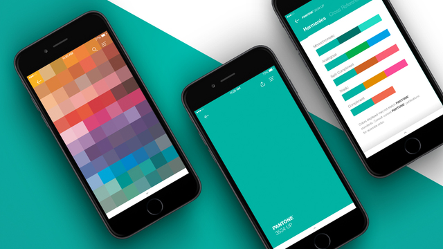 Hunt for Colors with Pantones New Eyedropper App