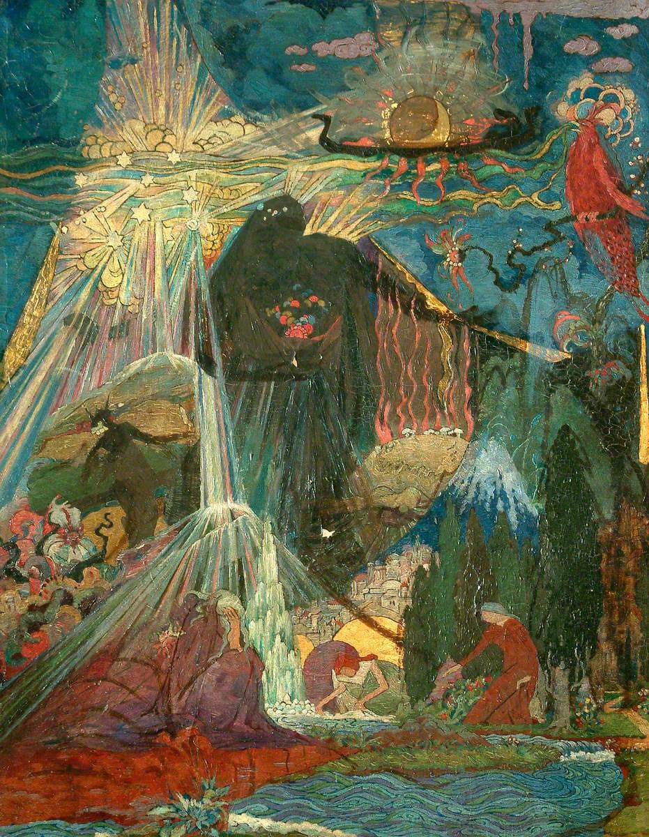 20th century art essays for free