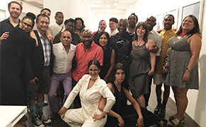Post image for A Supper Club Invites Artists of Color to Discuss Sanctuary and Safety
