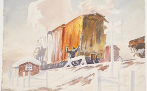 Post image for In Denver, a Rare Chance to See Clyfford Still's Works on Paper