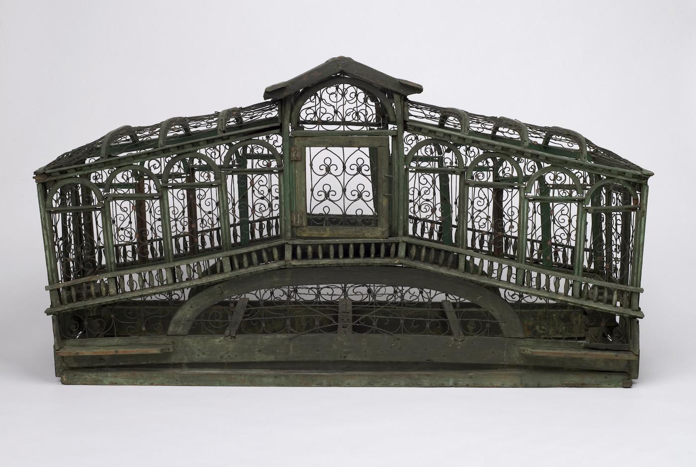"""""""Rialto Bridge Birdcage"""" (late 19th–early 20th c.)"""