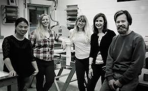 Post image for Meet the Newest Class of UConn's MFA Studio Art Program