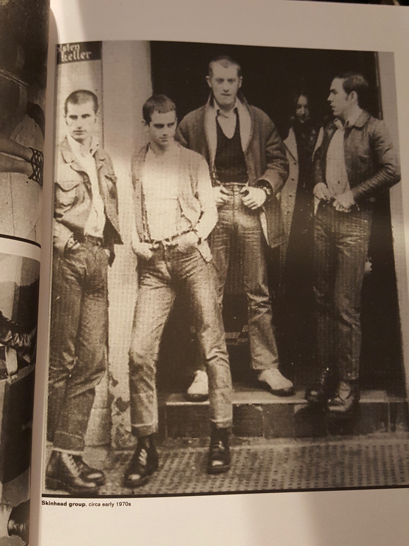 Skinhead – An Archive, by Toby Mott