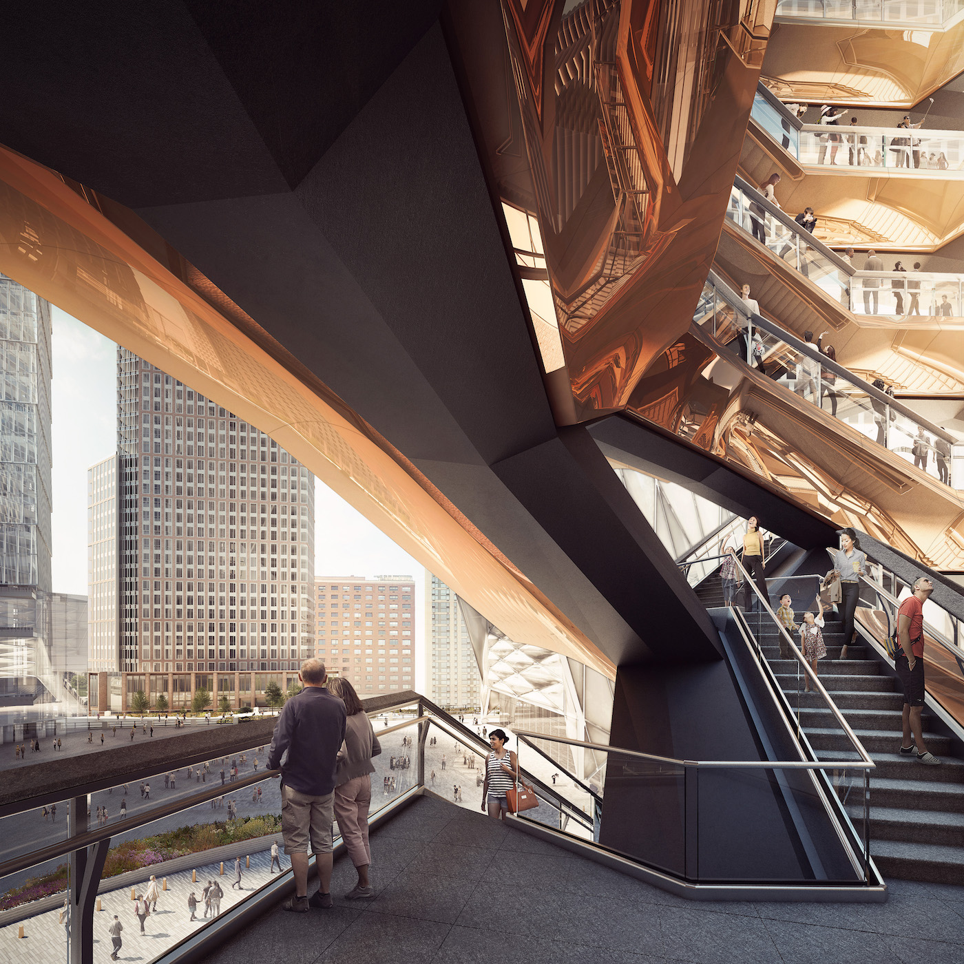 New York Is Getting a 16-Story, $150 Million Staircase to Nowhere