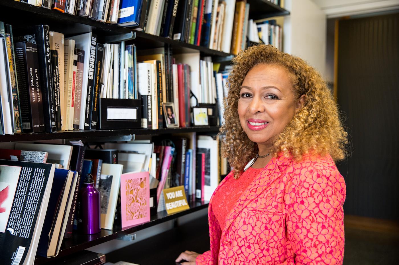 Kellie Jones, 2016 MacArthur Fellow, New York, New York, September 9, 2016