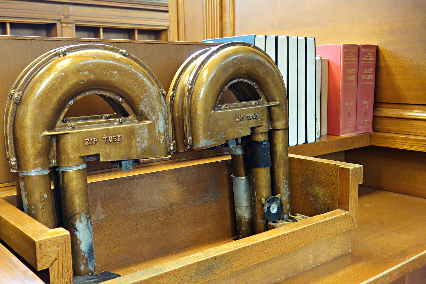 Image result for new york public library basement