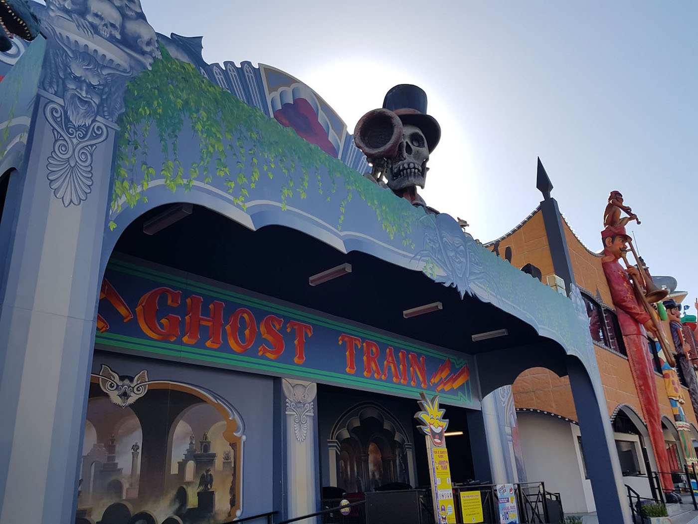 A Vr Archive For The Vanishing Haunted House Ride