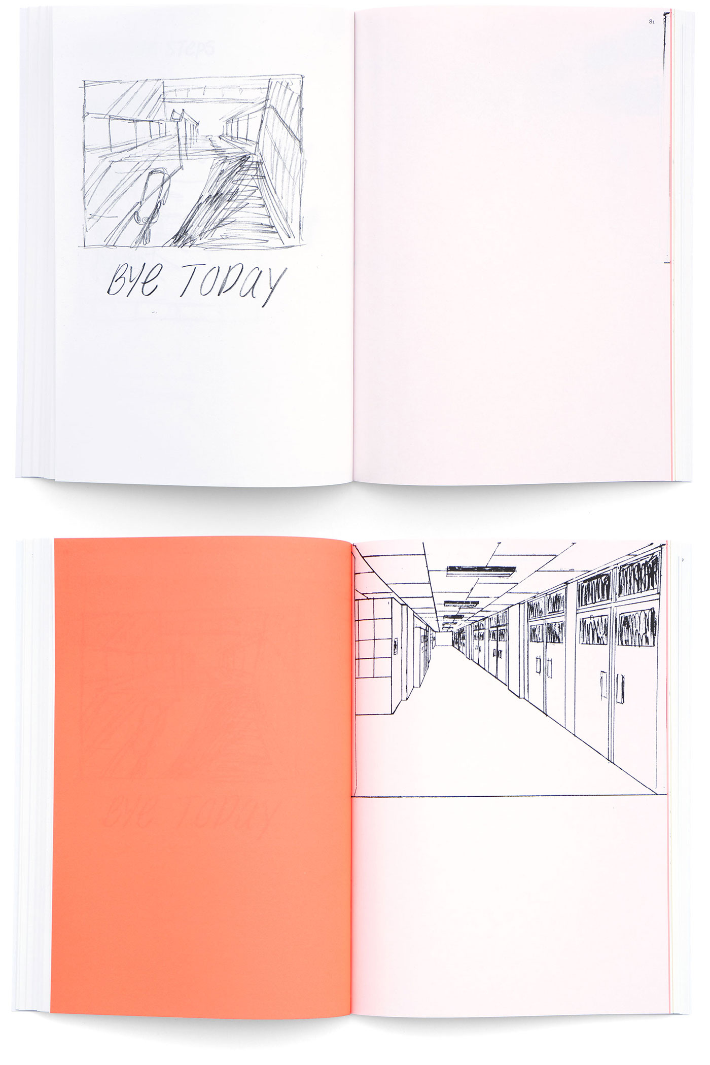 Pages from 2dcloud's 'Mirror Mirror 1'