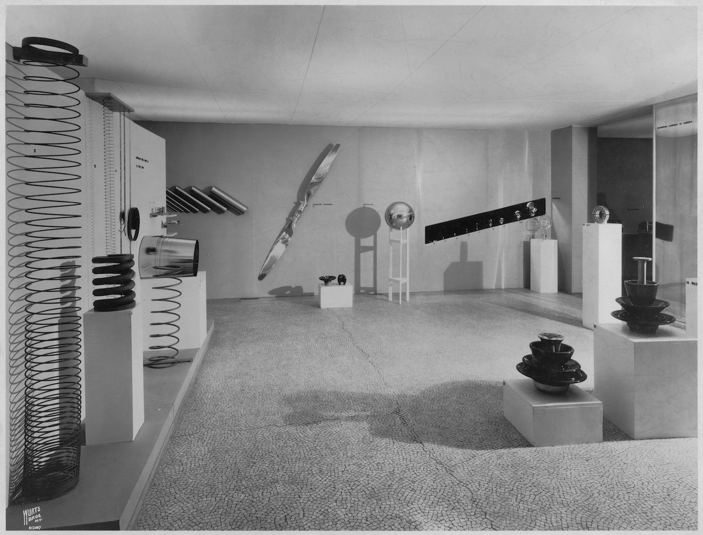 IN34 Machine Art, March 5, 1934 - April 29, 1934