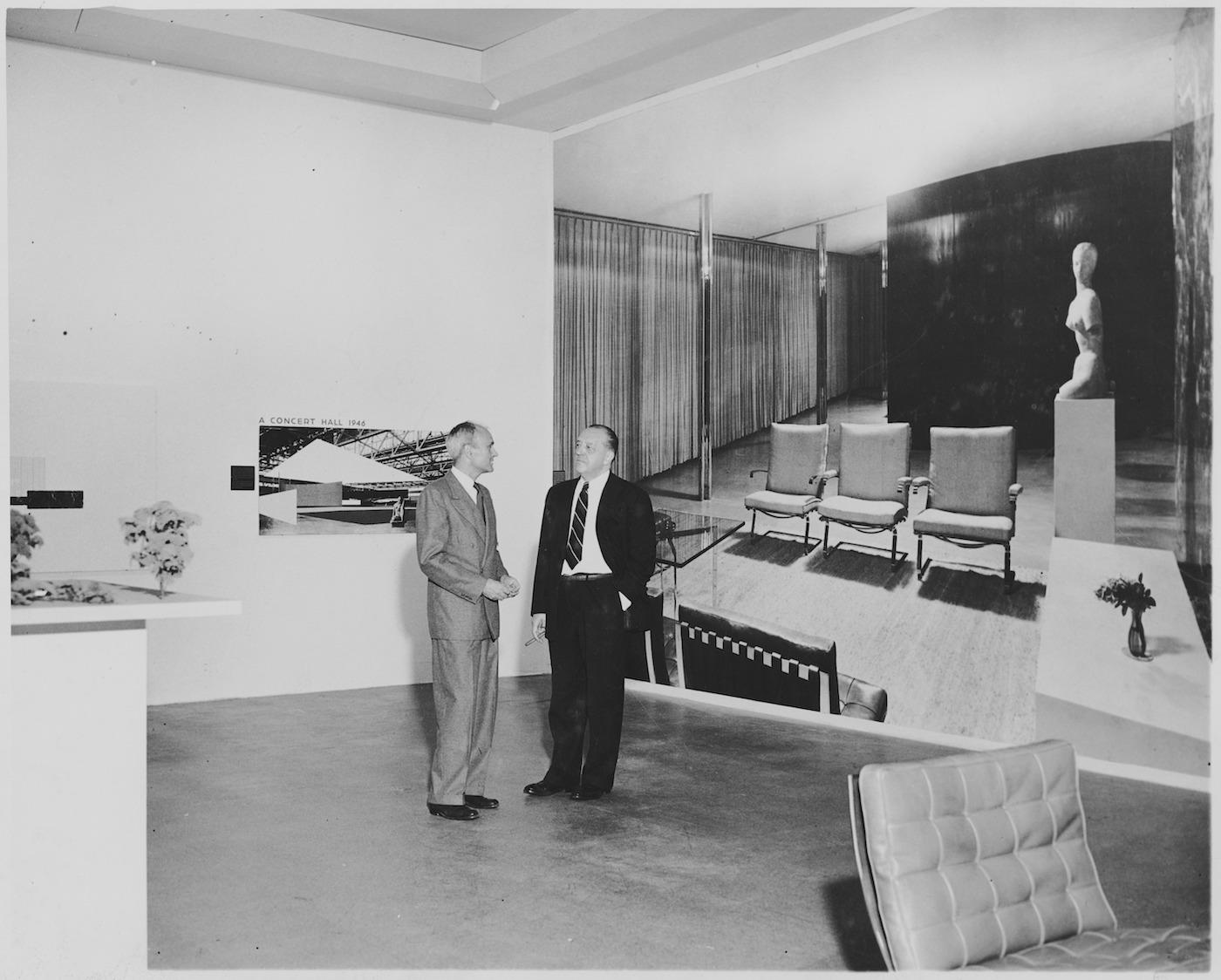 IN356 Mies van der Rohe, September 16, 1947 - January 25, 1948