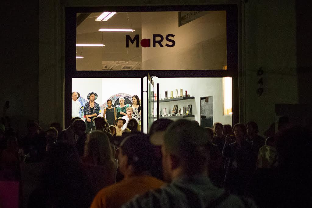 Museum as Retail Space (photo by Timo Saarelma)