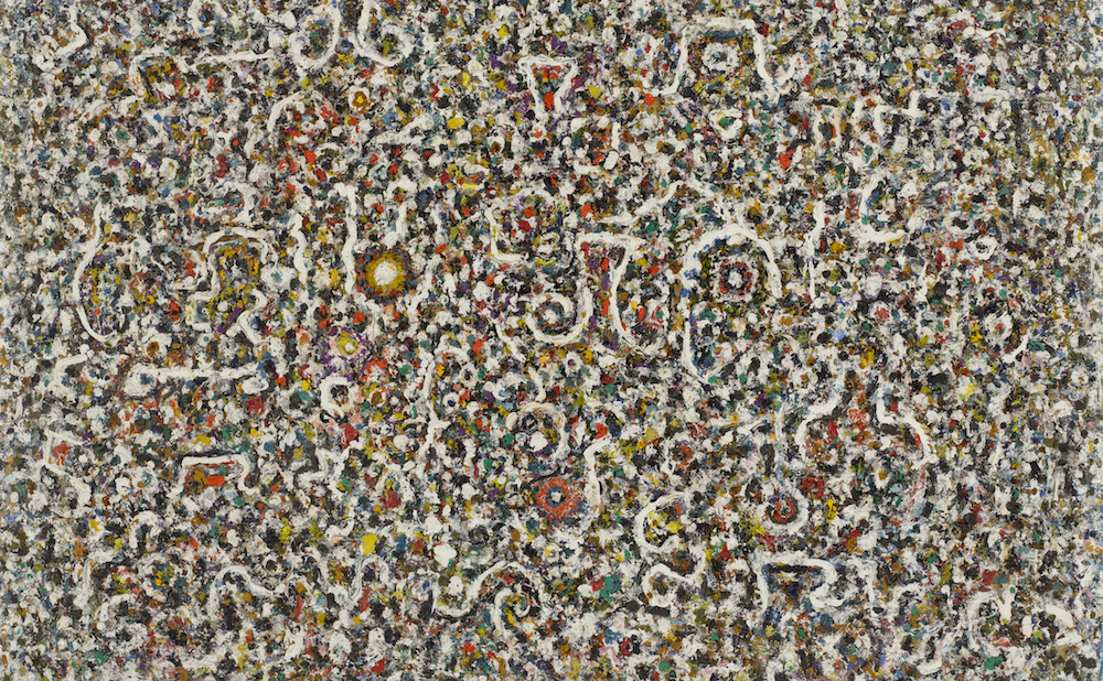 Richard Pousette-Dart Hieroglyph of Light, 1966-67 No. 63019 Alt # Inv-2304  Format of original photography: digital Photography by: Kerry Ryan McFate