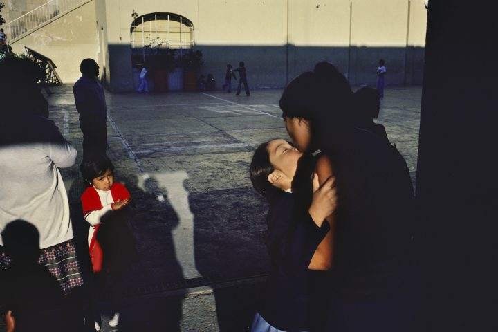Alex Webb, Oaxaca, Oaxaca, 1982; from Alex Webb: La Calle (Aperture/Televisa Foundation, 2016)