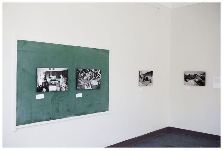Works by Abdi Roble in 'Anomalous Expansion' (click to enlarge)