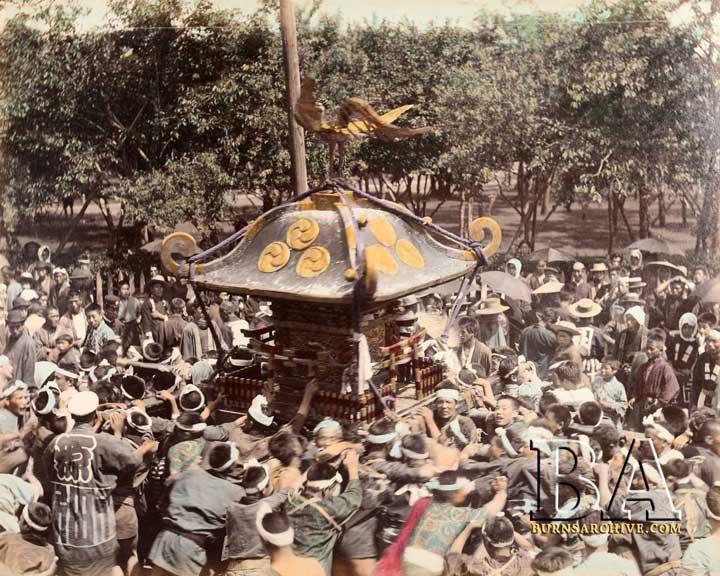 Shinto Procession
