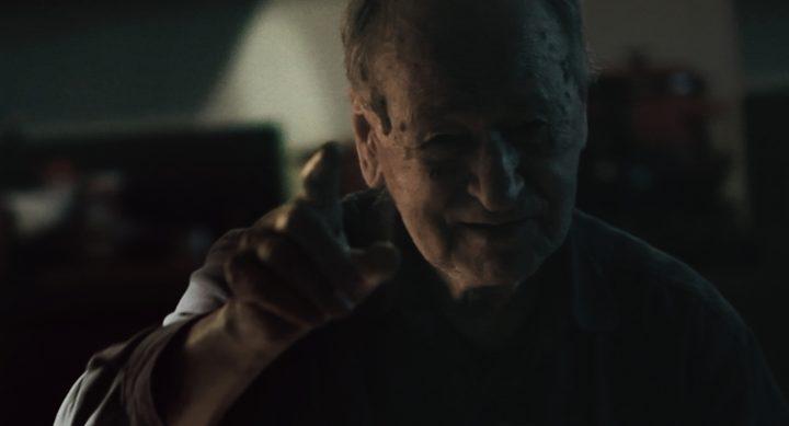 Jonas Mekas in Douglas Gordon's 'I Had Nowhere to Go' (2016)