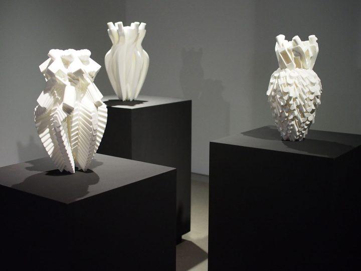 Addie Wagenknecht, Liberator Gun Vases (2016)