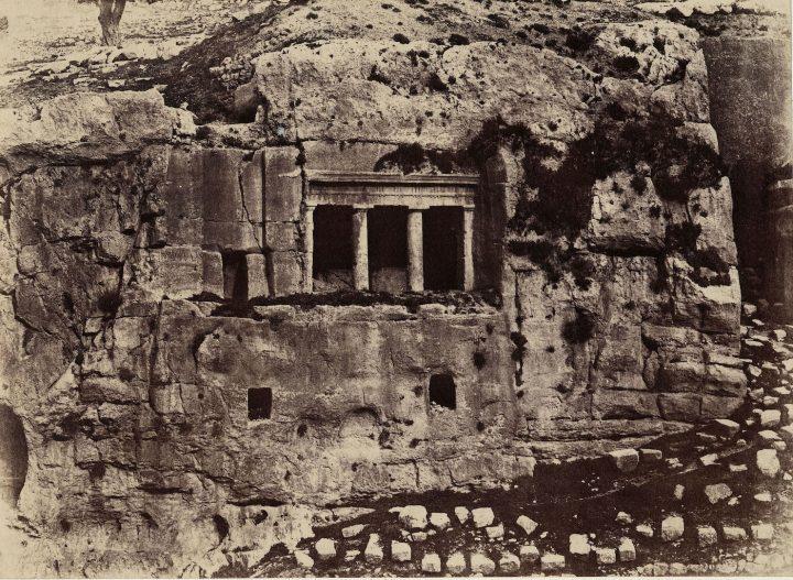 Faith and Photography: Auguste Salzmann in the Holy Land