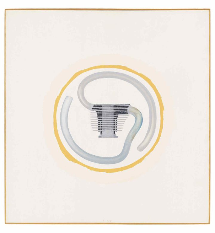 Beer with a Painter: Billy Al Bengston @Hyperallergic Artes & contextos bben022 image LR