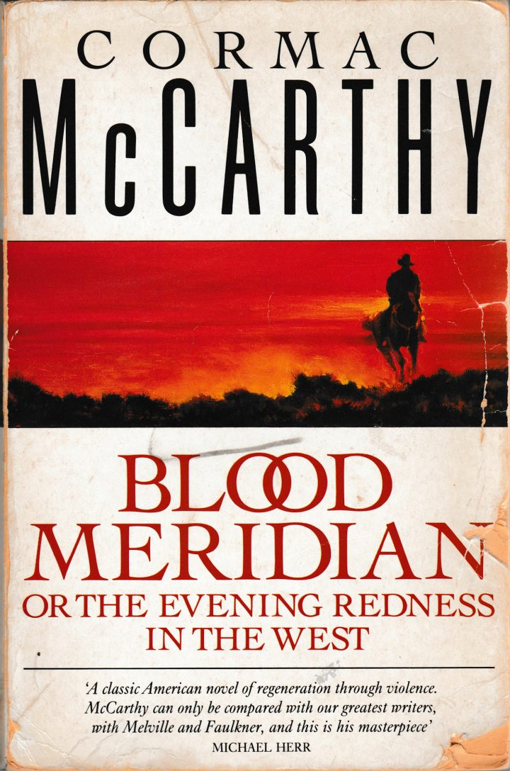 blood meridian essays judge holden Read darkness in the service of manifest destiny as portrayed by cormac mccarthy in blood meridian free essay and over 87,000 other research judge holden despite.