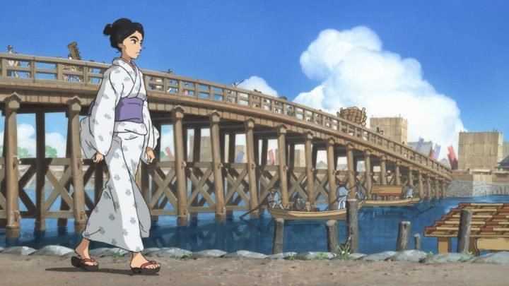 A still from <em>Miss Hokusai</em> (all images courtesy Gkids)