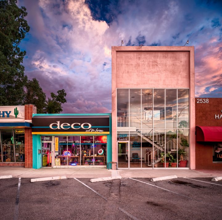 Tucson's Sunshine Mile, one of the sites on the 2016 list of America's 11 Most Endangered Places (courtesy GM Vargas, photo by Jude Ignacio and Garardine Vargas)