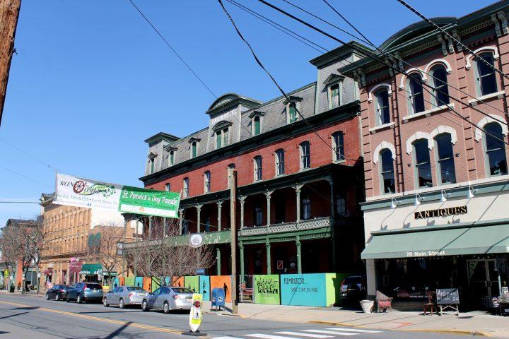 Historic Downtown Flemington, NJ