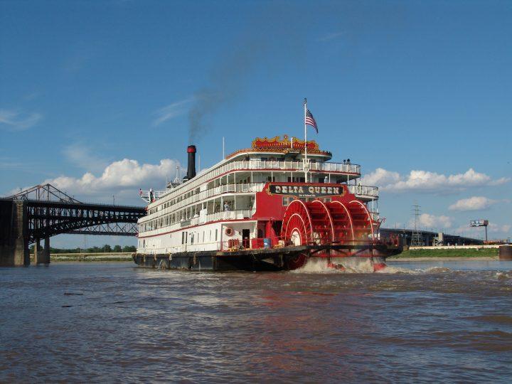Delta Queen, Houma, Louisiana (photo by Franz Neumeier)