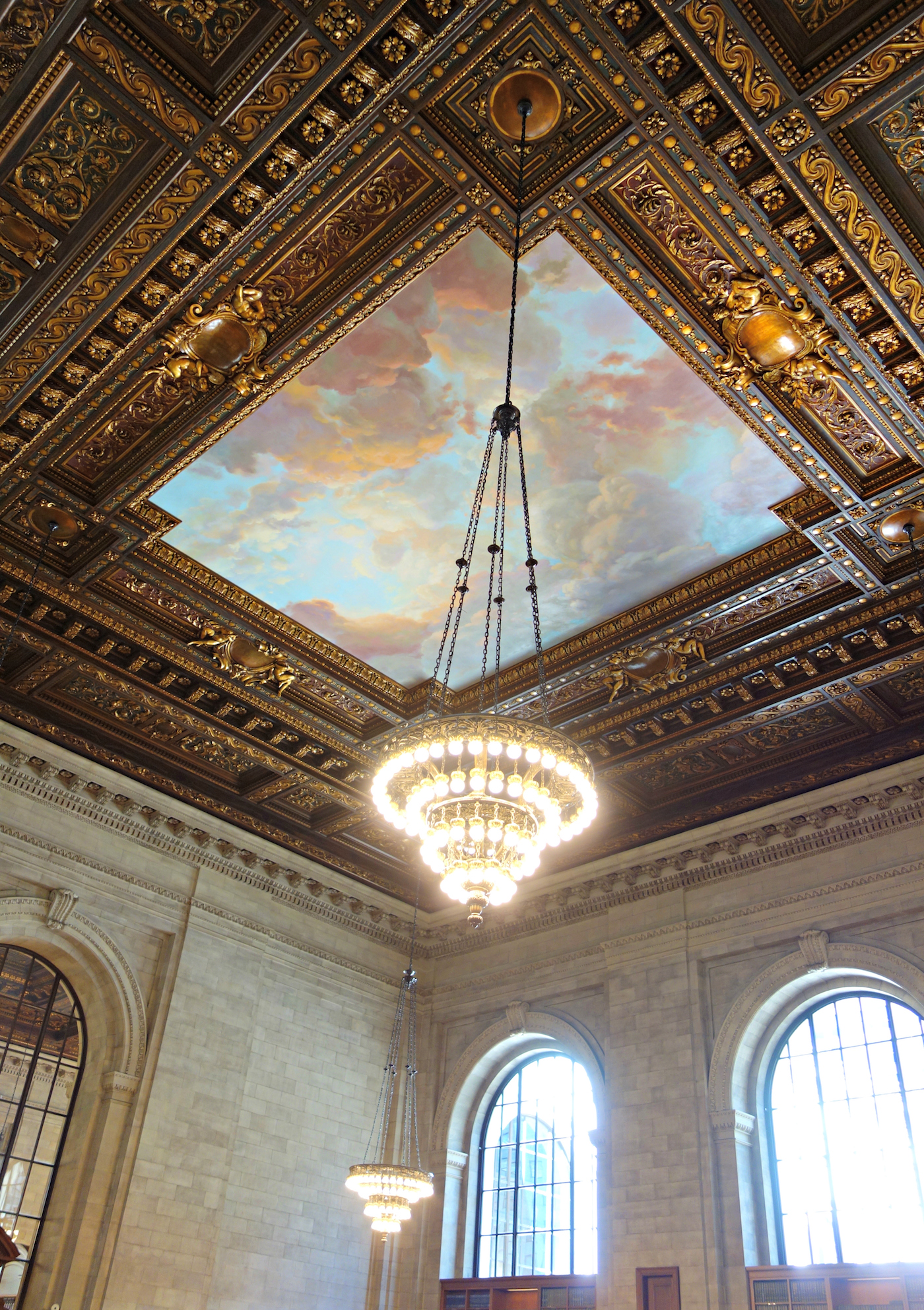 Rose Main Reading Room at the New York Public Library