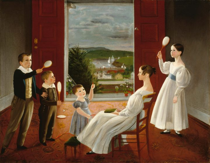 Securing the Shadow: Posthumous Portraiture in America