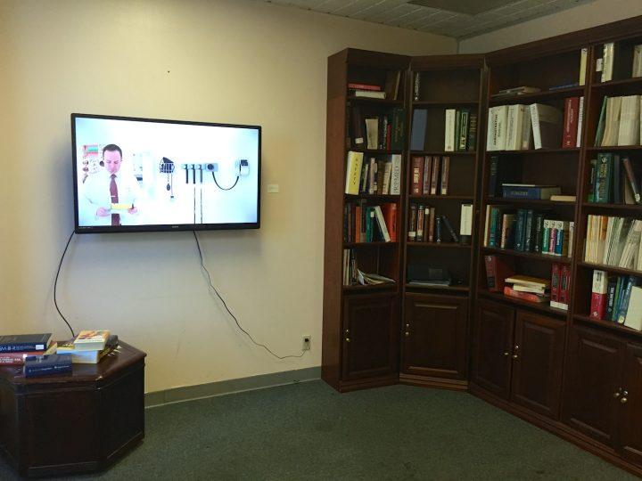 "Patrick McElnea, ""Dr. Super Igor (single channel version)"" (2015), HD color video with sound"