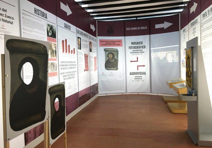 An exhibition informs visitors about Giménez's and Elías's lives. In a music video Giménez appears alongside the singer Ángel Petisme.