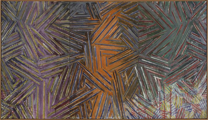 the fateful attraction of jasper johns and edvard munch